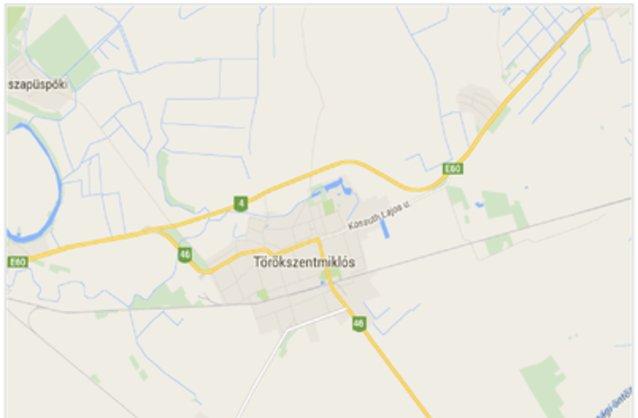 térkép törökszentmiklós Törökszentmiklós ingatlan hirdetések, térkép   ingyenes ingatlan