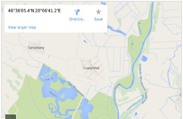 csanytelek térkép Csanytelek ingatlan hirdetések, térkép   ingyenes ingatlan