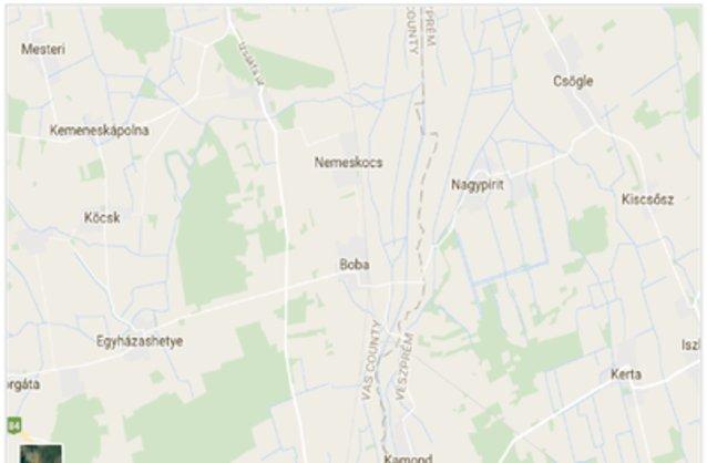 Statikus Boba térképe