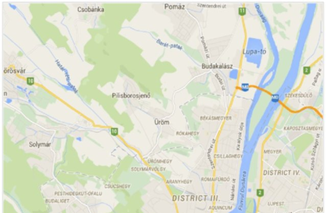 üröm térkép Üröm ingatlan hirdetések, térkép   ingyenes ingatlan hirdetés feladás üröm térkép