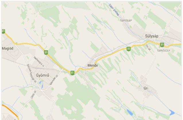 mende térkép Mende ingatlan hirdetések, térkép   ingyenes ingatlan hirdetés feladás mende térkép