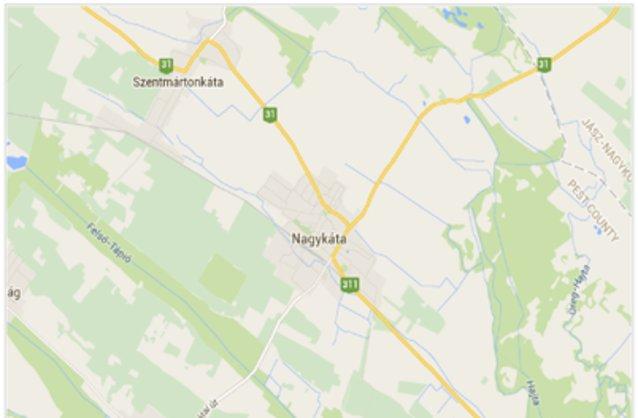nagykáta térkép Nagykáta ingatlan hirdetések, térkép   ingyenes ingatlan hirdetés  nagykáta térkép