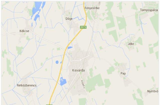 kisvárda térkép Kisvárda ingatlan hirdetések, térkép   ingyenes ingatlan hirdetés  kisvárda térkép