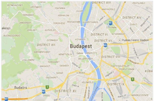 budapest kerület térkép Budapest XII. kerület ingatlan hirdetések, térkép   ingyenes  budapest kerület térkép
