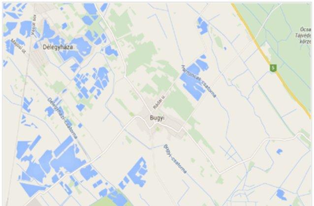 bugyi térkép Bugyi ingatlan hirdetések, térkép   ingyenes ingatlan hirdetés feladás bugyi térkép