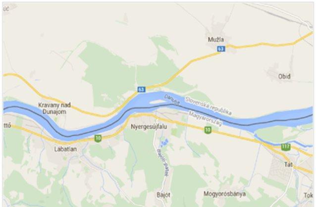 nyergesújfalu térkép Nyergesújfalu ingatlan hirdetések, térkép   ingyenes ingatlan  nyergesújfalu térkép