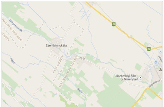 jászfelsőszentgyörgy térkép Jászfelsőszentgyörgy ingatlan hirdetések, térkép   ingyenes
