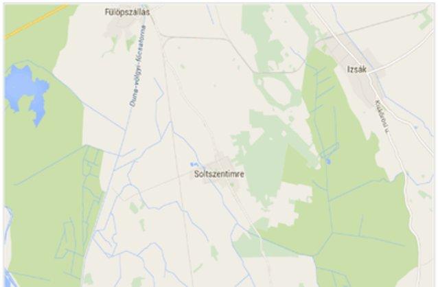 soltszentimre térkép Soltszentimre ingatlan hirdetések, térkép   ingyenes ingatlan