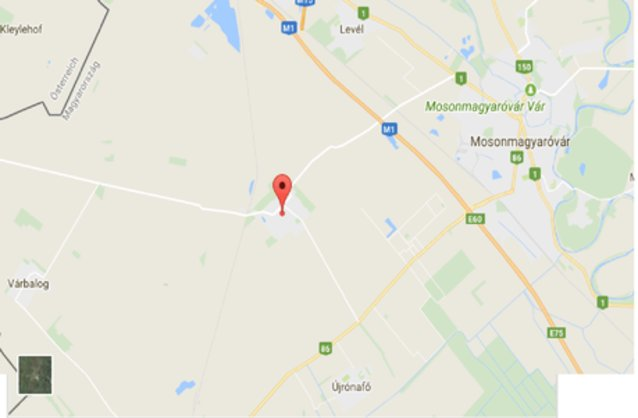 mosonszolnok térkép Mosonszolnok ingatlan hirdetések, térkép   ingyenes ingatlan