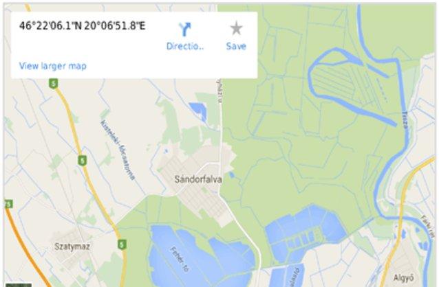 sándorfalva térkép Ingyenes Ingatlan Hirdetés Feladás – StarasBija sándorfalva térkép