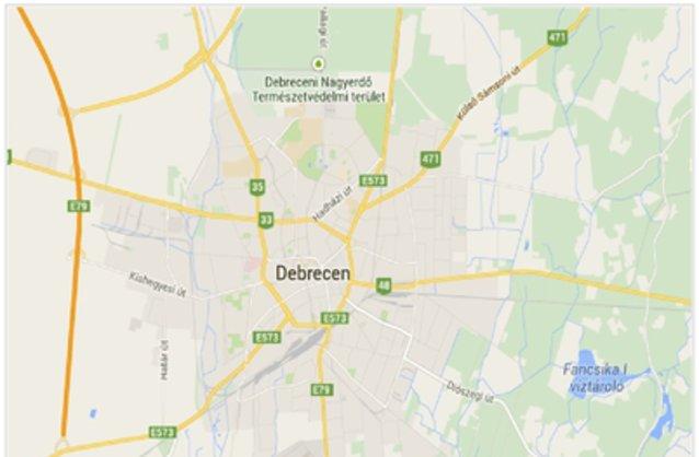 Debrecen Ingatlan Hirdetesek Terkep Ingyenes Ingatlan Hirdetes