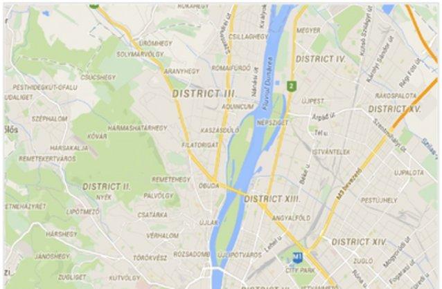 budapest 3 kerület térkép Budapest III. kerület ingatlan hirdetések, térkép   ingyenes  budapest 3 kerület térkép