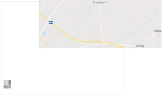 Statikus Kir�lyhegyes térképe