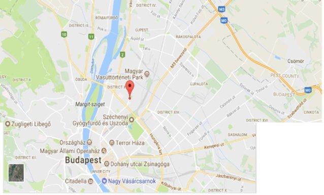 budapest térkép xiii Budapest XIII. kerület ingatlan hirdetések, térkép   ingyenes  budapest térkép xiii
