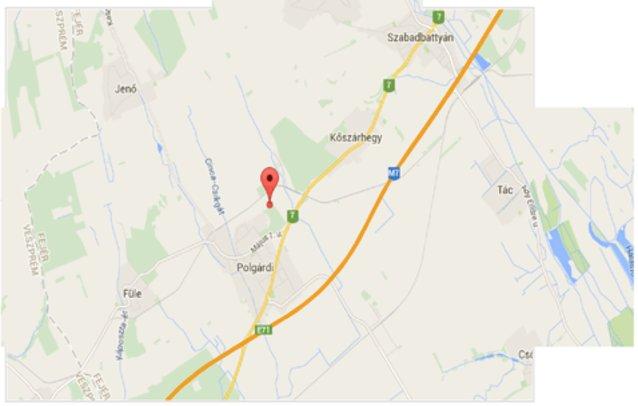 sárbogárd térkép Sárbogárd ingatlan hirdetések, térkép   ingyenes ingatlan hirdetés  sárbogárd térkép