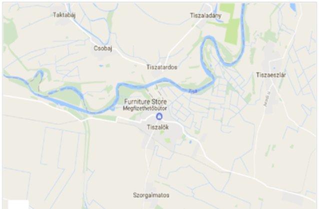 tiszavasvári térkép Tiszavasvári ingatlan hirdetések, térkép   ingyenes ingatlan  tiszavasvári térkép