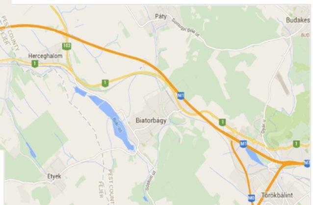 biatorbágy térkép Biatorbágy ingatlan hirdetések, térkép   ingyenes ingatlan