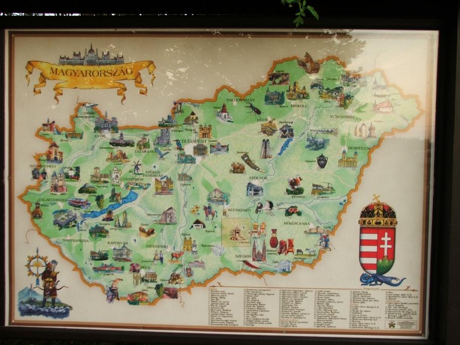 magyarország turisztikai térkép dzs z.hu   Magyarország térkép :: Ópusztaszer képgaléria   2006 09  magyarország turisztikai térkép