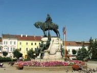 Erdély - Kolozsvár :: Kolozsváron sétáltunk, ezzel folytatva az Erdélyi túránkat.