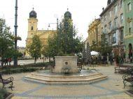 Debrecen :: A Da Vinci kiállításra mentünk Debrecenbe, pár kép a városról és a kiállítás  előtti Sforza.