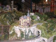 Gödöllő kivasút kiállítás :: Gödöllőn a művelődési házban volt egy kisvasút kiállítás.